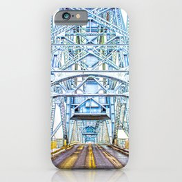 Lift Bridge iPhone Case