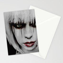 Lyric Portrait Stationery Cards