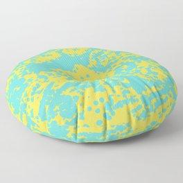 abstract 055 Floor Pillow