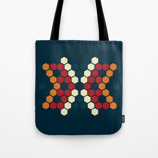 The Skin We Make Tote Bag
