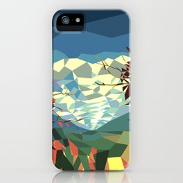Landshape iPhone Case