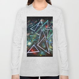 My Father's Star Charts Long Sleeve T-shirt