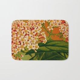 Floral Branch Bath Mat