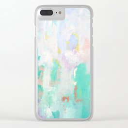 No. Fifty-Five Clear iPhone Case