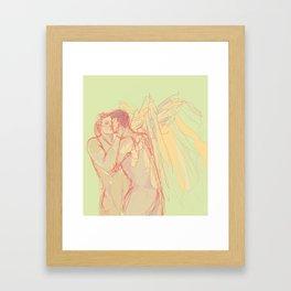 Profound Framed Art Print