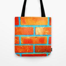 Brick1 Tote Bag