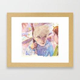 We'll Always Be Here Framed Art Print