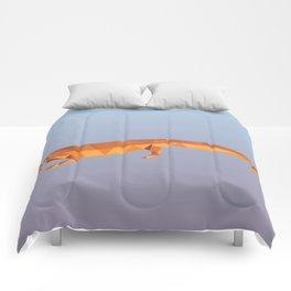 Geometric Newt Comforters