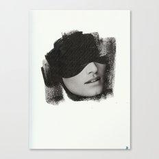 shit Canvas Print