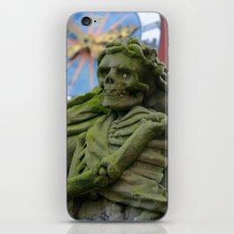 The Death   Der Tod iPhone Skin