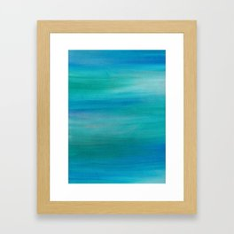 Ocean Series 2 Framed Art Print