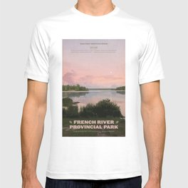 French River Provincial Park T-shirt
