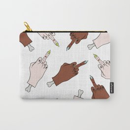 Ladylike Carry-All Pouch