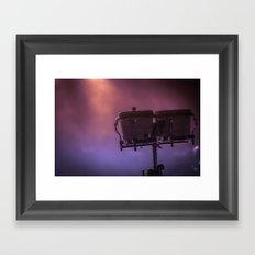 BONGOS Framed Art Print