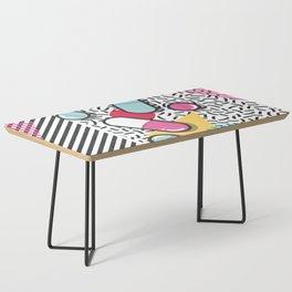 Pills pattern 018 Coffee Table