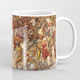 Richard Dadd The Fairy Feller's Master Stroke Coffee Mug