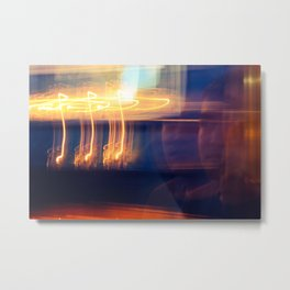 Sweet Fire Metal Print