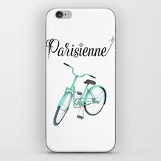 Parisian iPhone & iPod Skin