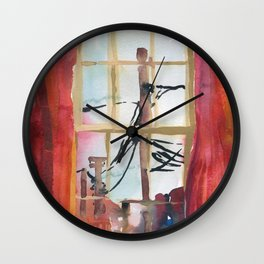 Corner of James Street Wall Clock