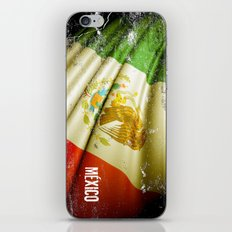 Flag of Mexico iPhone & iPod Skin