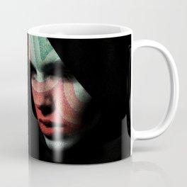 Portrait divisionism Coffee Mug