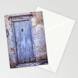 Old Blue Door Stationery Cards