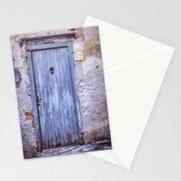 Old Blue Door Stationery Cards