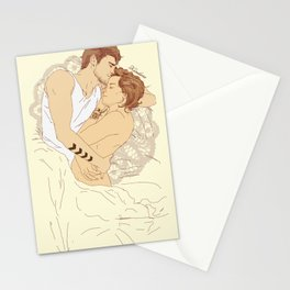 """ LOUIS CENTRIC lilo "" Stationery Cards"