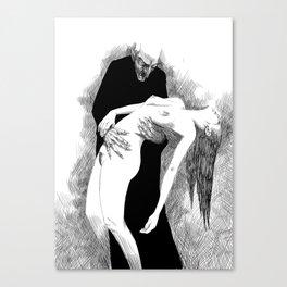 Nosferatus Canvas Print