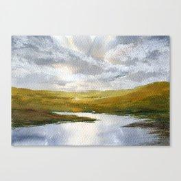 VFR Canvas Print