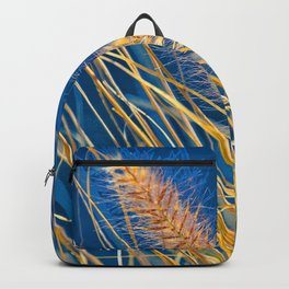 Golden Grass Backpack