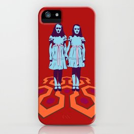Play with us iPhone Case
