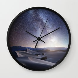 Dreaming of Mesquite II Wall Clock