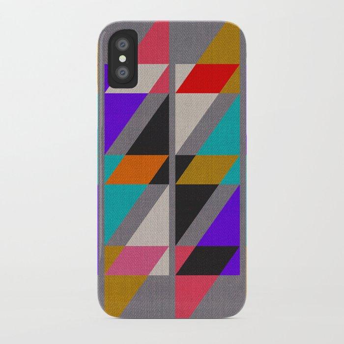 Fragments X iPhone Case