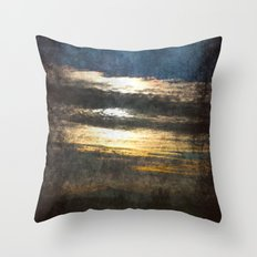 All-Seeing Eye Throw Pillow