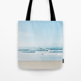 California Surfing Tote Bag