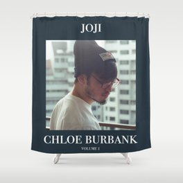 Chloe Burbank - Album Cover Joji Shower Curtain