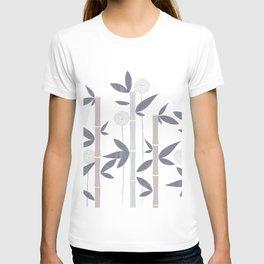 Bamboo garden T-shirt