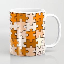 Mini Jigsaw Puzzle Coffee Mug