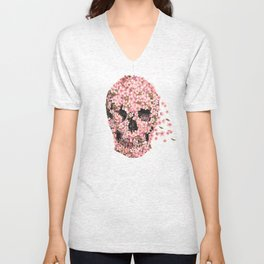 A Beautiful Death  Unisex V-Neck