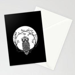 SPECTAC-OWL Stationery Cards