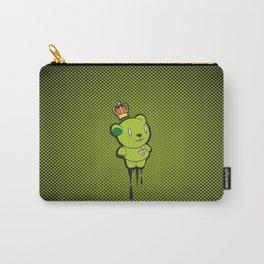 Green Dead Bear Carry-All Pouch