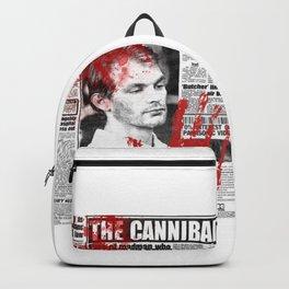 Jeffrey Dahmer Backpack