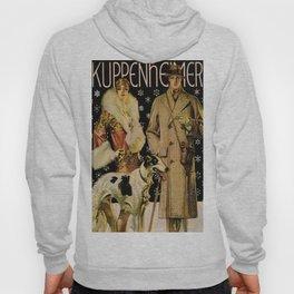 Vintage poster - Kuppenheimer Hoody