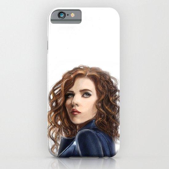 Black Widow....Avengers....Marvel.... iPhone & iPod Case