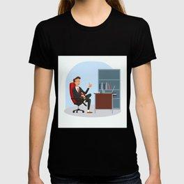 Big Boss - National Boss Day 3 T-shirt