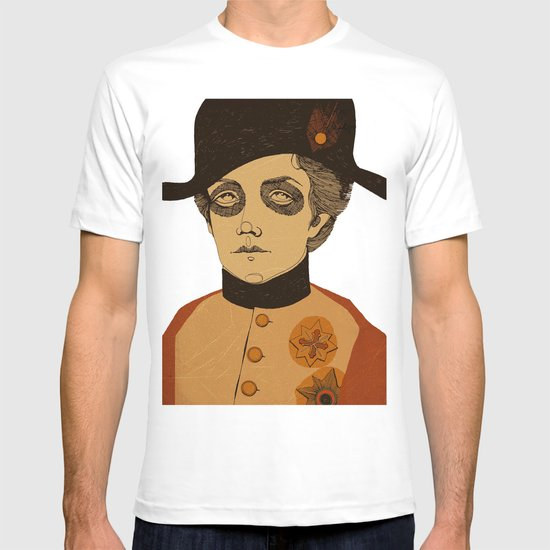 An Officer and a Lady T-shirt