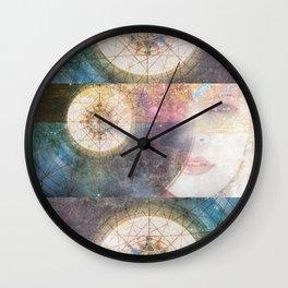 Dream Pop Wall Clock
