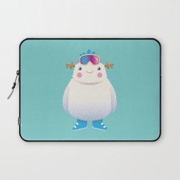 Cute Yeti Laptop Sleeve