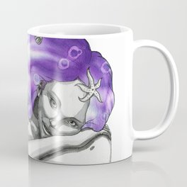 Mermaid take two Coffee Mug